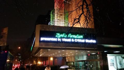 zombie formalism sva